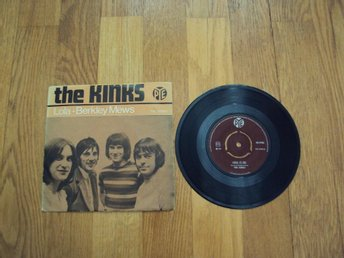 The Kinks - Lola / Berkley Mews (7'')
