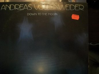"Andreas Vollenweider ""Down to the moon"""