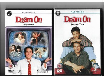 DREAM ON SEASON 1 - 2 (1990-1991) DVD