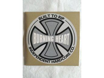 Punk - Burning Heart Independent Hardcore Co. - CD Promo