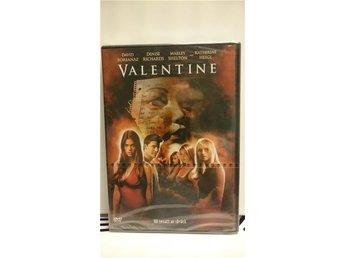 VALENTINE - DENISE RICHARDS - SVENSK DVD - INPLASTAD - UTGÅTT!!! - Grästorp - VALENTINE - DENISE RICHARDS - SVENSK DVD - INPLASTAD - UTGÅTT!!! - Grästorp