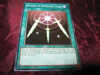 YU-GI-OH SWORDS OF REVEALING LIGHT YGLD-ENC25