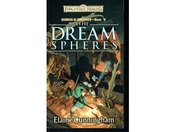Songs & swords book 5 - The dream spheres (På engelska)