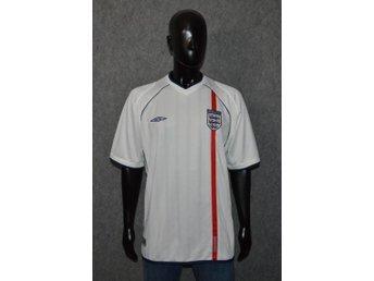 Umbro ENGLAND fotbollströja shirt storlek XL - Chobienice - Umbro ENGLAND fotbollströja shirt storlek XL - Chobienice
