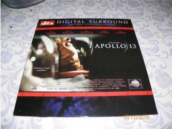 Apollo 13 - Leterboxed Laserdisc - DTS Svår LD 2st - Säffle - Apollo 13 - Leterboxed Laserdisc - DTS Svår LD 2st - Säffle