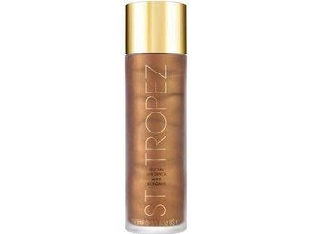 St Tropez Self Tan Luxe Dry Oil - HELT NY