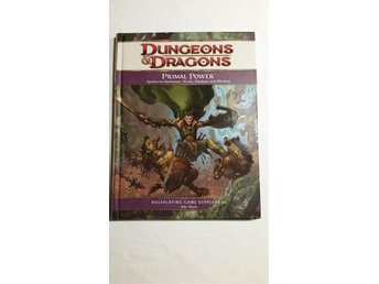 Dungeons and Dragons - Primal  Power