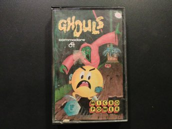 Ghouls till Commodore 64 / 128 | C64 | C128 |