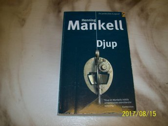 Henning Mankell - Djup (Pocket)