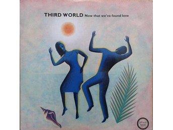 "Third World title*  Now That We've Found Love* Disco 12"" UK"