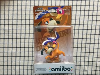 Duck Hunt Duo - Amiibo