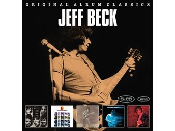 Beck Jeff: Original album classics 1971-77 (5 CD)