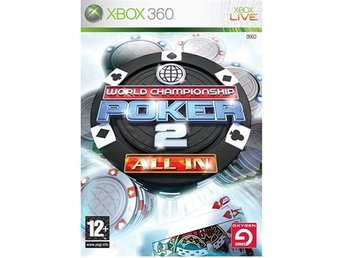 World Championship Poker 2 All In - Xbox 360