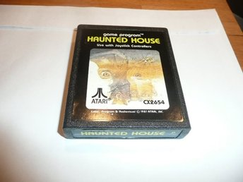 Atari Haunted House