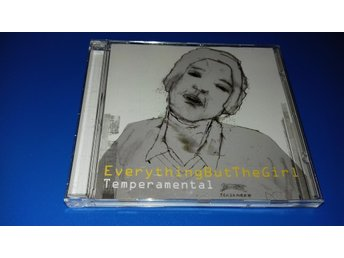 EVERYTHING BUT THE GIRL - temperamental  - REA -  (cd)