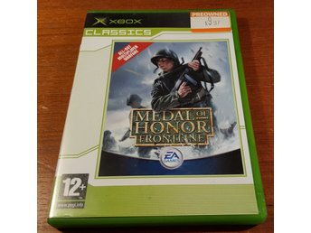 Medal Of Honor Frontline - Komplett - Xbox