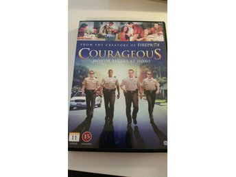 DVD Courageus Honor begins at home