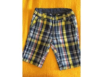 Ebound denim shorts. st. 110