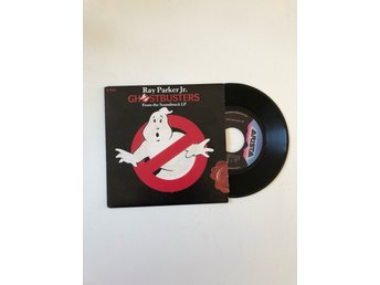 Ghostbusters vinylsingel soundtrack