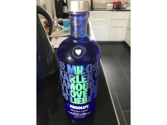 "Absolut Vodka ""Drop of love"""
