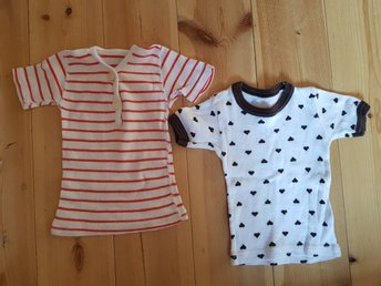 Retro 70-tal 2 coola T-shirts st 56