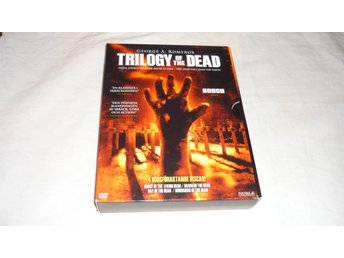 Trilogy of the dead - Romero - Svensk text