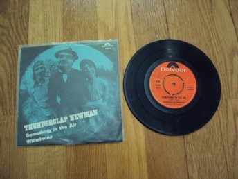 Thunderclap Newman - Something in the air (7'')