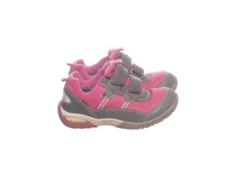 Superfit, Sneakers, Strl: 27, Brun/Rosa