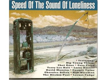 SPEED OF THE SOUND OF LONELINESS (DIGIPACK)