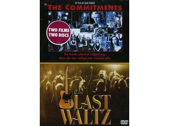 The Commitments The Last Waltz (2 DVD)
