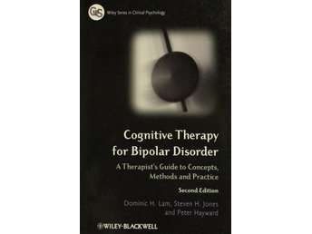 Cognitive therapy for bipolar disorder, Dominic H Lam (Eng)