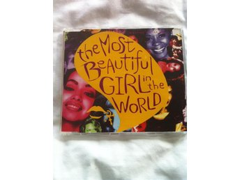 Prince ( Tecknet ) - The most Beautiful girl in the World ( 2 versioner )
