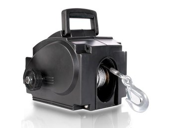 12V Electric Winch 900kg kapacitet