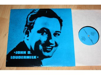 JOHN D LOUDERMILK US Rockabilly 1950-60's  Its my time