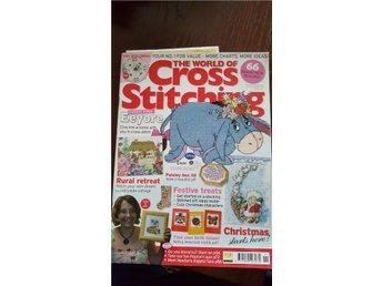 World of Cross Stitch 142- fantastiska jul-broderier - Malmö - World of Cross Stitch 142- fantastiska jul-broderier - Malmö