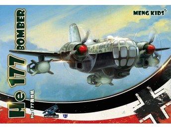 Meng Model Kids He 177 Bomber - Skoghall - Meng Model Kids He 177 Bomber - Skoghall