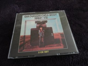 GROUNDHOGS -- BEST 1969--72 (2 CD)