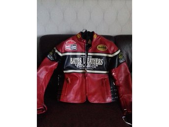 Mc jacka Bates leathers xxl