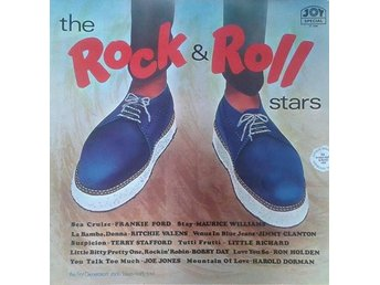 Various Artists  titel*  The Rock And Roll Stars* Rock, Rock & Roll LP, Comp.