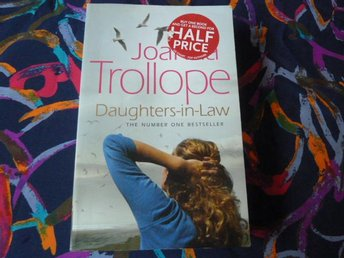 JOANNA TROLLOPE, DAUGHTERS-IN-LAW, 2011, BOK