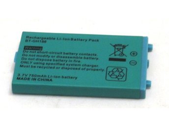 GBA SP batteri, original AGS-003, Game boy Advance