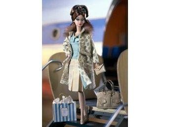 Continental Holiday Silkstone Barbie - Kristianstad - Continental Holiday Silkstone Barbie - Kristianstad