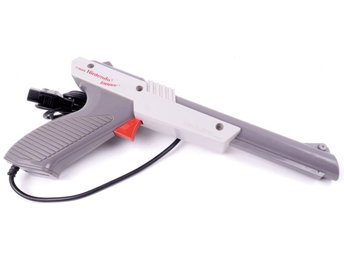 Zapper LightGun (Grey) (NES) -  - PAL (EU)