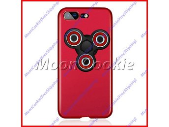 Skal iPhone 7 PLUS avtagbar Fidget Spinner  ( Color according to picture )