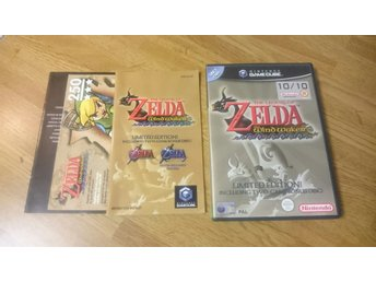 Zelda Wind Waker Limited Edition - GameCube