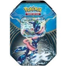 Pokémon Greninja Collector's tin
