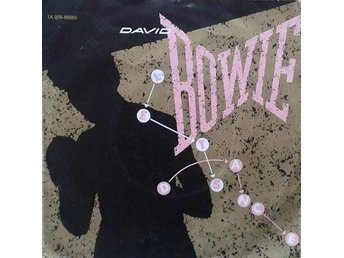 David Bowie title* Let's Dance* Pop Rock EU 7""