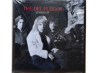 The Del Fuegos title* Stand Up* Indie Rock LP US