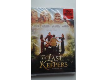 The Last Keepers. Svensksåld.