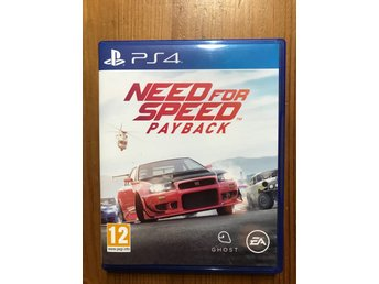 NEED FOR SPEED PAYBACK / PS4 / NYSKICK
